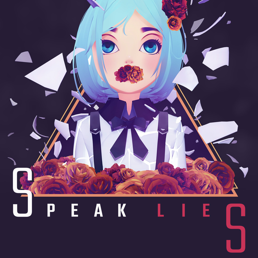 Speak Lies - A murder mystery visual novel message simulation game